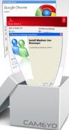 Cameyo Application Virtualization - Boxshot