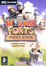 Worms Forts Under Siege - Boxshot