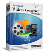 Aimersoft Video Converter Ultimate - Boxshot