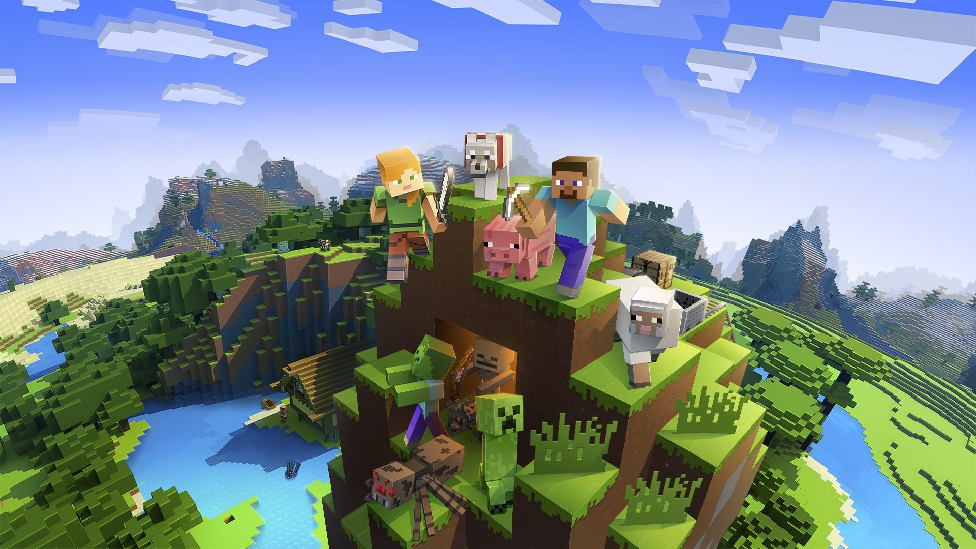Screenshot af Minecraft Free