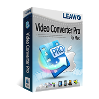 Leawo Video Converter Pro für Mac - Boxshot