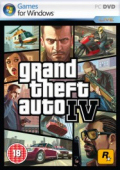 Grand Theft Auto 4 - Boxshot