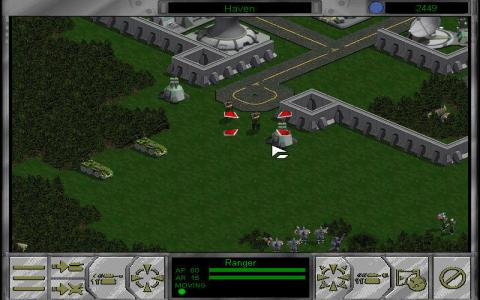 Screenshot af Fallen Haven