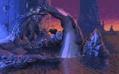 Screenshot af The Dig