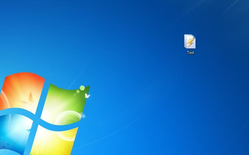 Screenshot af Instant File Opener