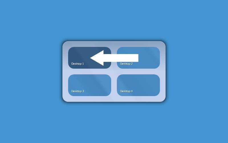 Screenshot af Finestra Virtual Desktops