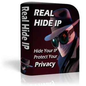 Real Hide IP - Boxshot
