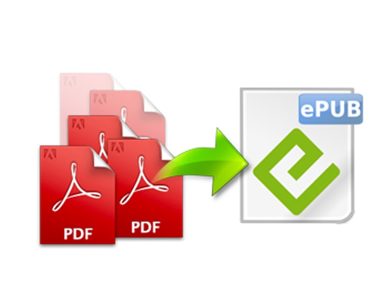 Screenshot af Aiseesoft PDF to ePub Converter