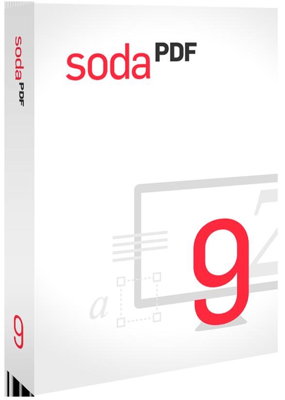 Soda PDF - Boxshot