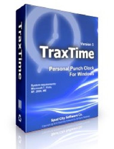 Screenshot af Trax Time