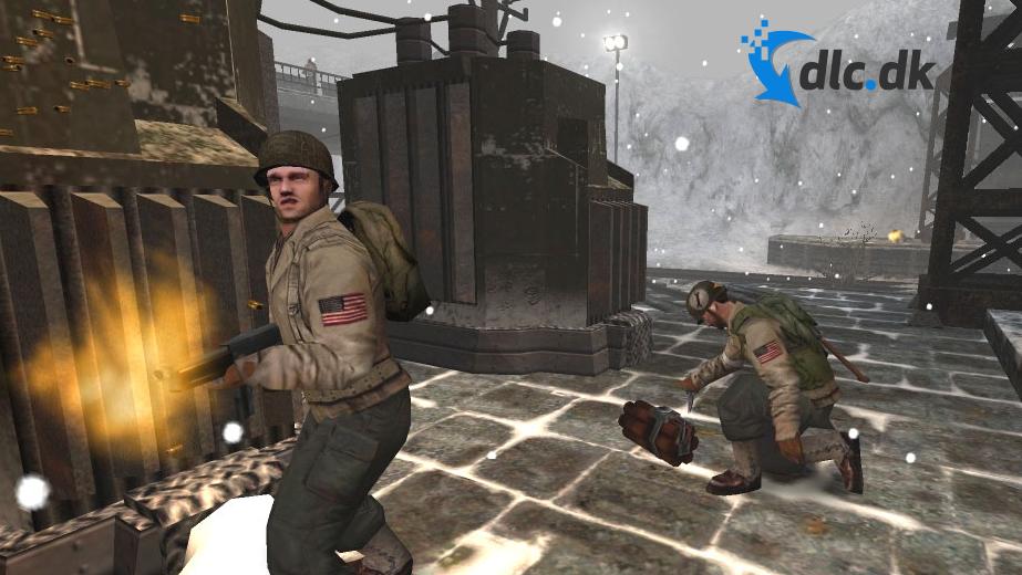 Screenshot af Wolfenstein Enemy Territory