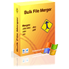 Bulk File Merger (Für Mac) - Boxshot