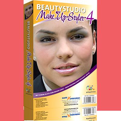 Make Up Styler 4 - Boxshot