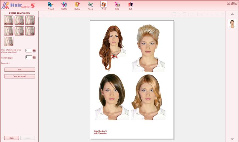 Screenshot af Hair Master 5