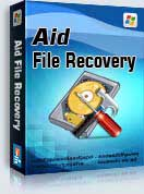 Aidfile Recovery Software (Professional Edition) - Boxshot