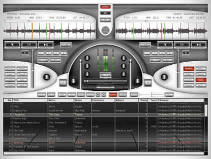 Screenshot af Future Decks DJ Pro für Mac