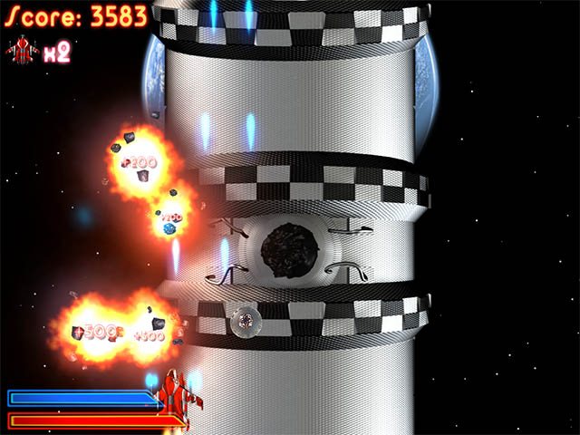 Screenshot af Galaxy Invaders