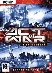 Act of War - Boxshot