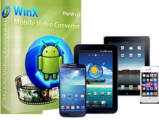 WinX DVD Converter Deluxe - Boxshot