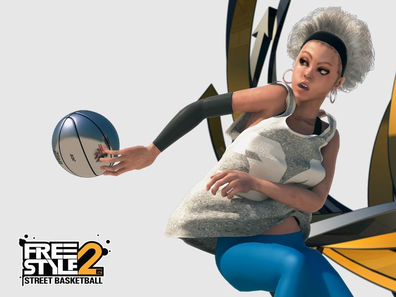 Screenshot von Freestyle2 Street Basketball
