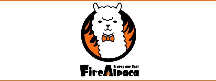 Screenshot af Fire Alpaca für Mac