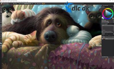 Screenshot af Painter