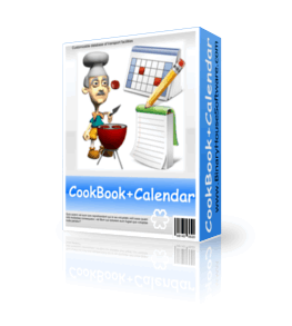 Cookbook + Calendar - Boxshot