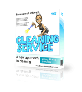 Cleaning Service - Boxshot