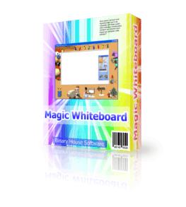 Magic Whiteboard - Boxshot