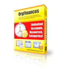 OrgFinances