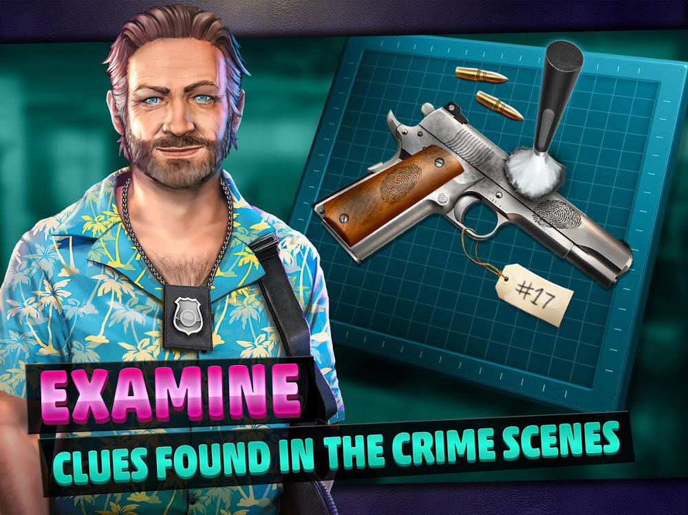 Screenshot von Criminal Case Pacific Bay