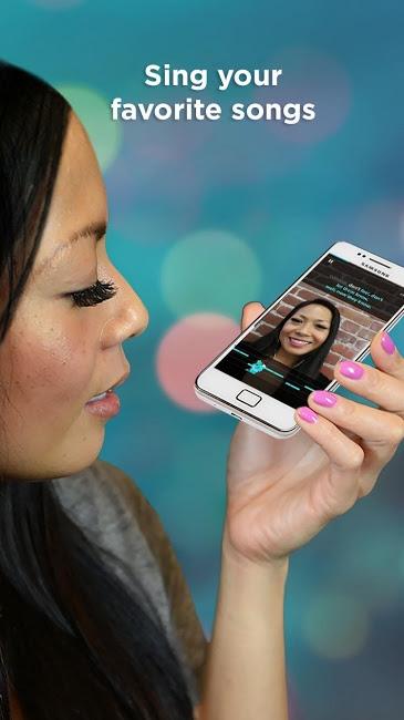 Screenshot von Smule
