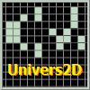 Univers 2D - Boxshot