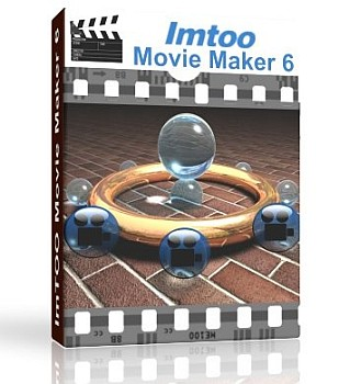ImTOO Movie Maker für Mac - Boxshot