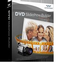 Wondershare DVD Slideshow Builder - Boxshot