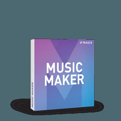 Magix Music Maker - Boxshot