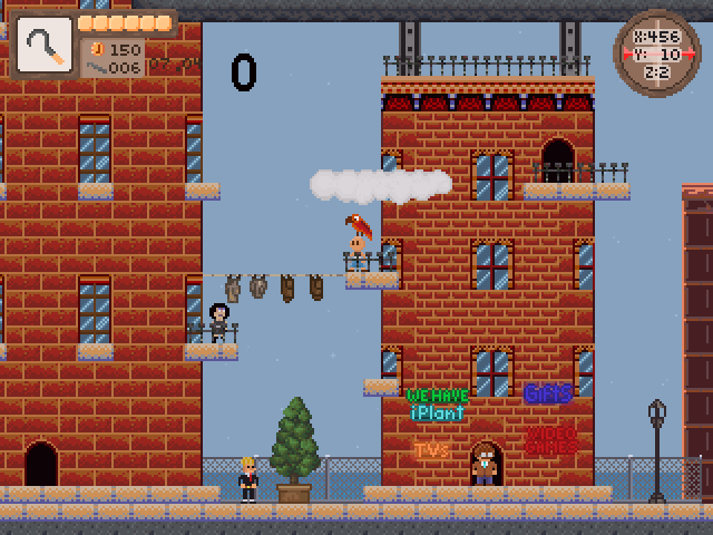 Screenshot af Treasure Adventure Game
