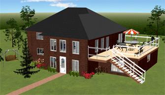 Screenshot af DreamPlan Home Design Software