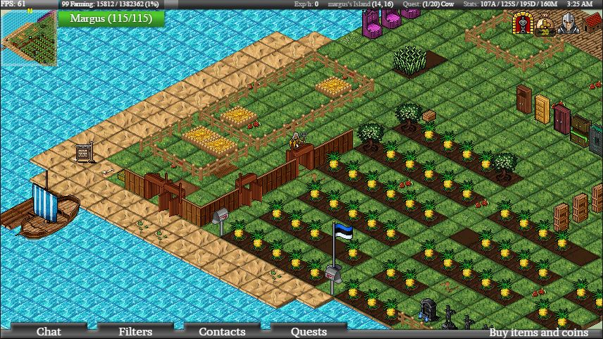 Screenshot af RPG MO