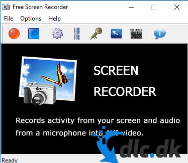 Screenshot af Free Screen Recorder