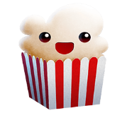 Popcorn-Zeit - Boxshot