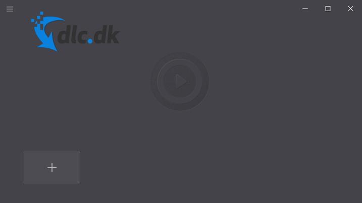 Screenshot af SPlayer