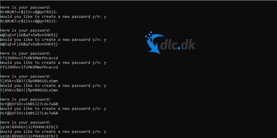 Screenshot af Smart Pass