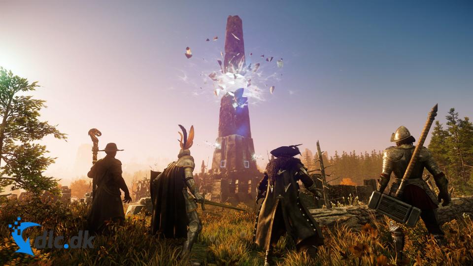 Screenshot af New World