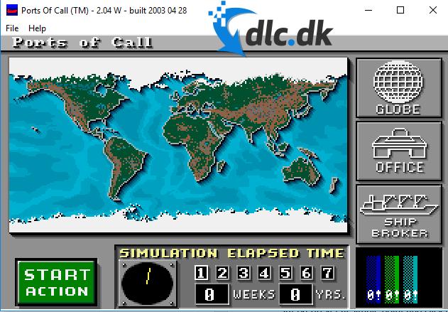 Screenshot af Ports of Call