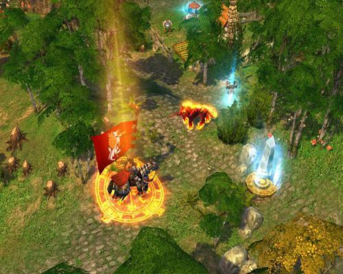Screenshot af Heroes of Might and Magic