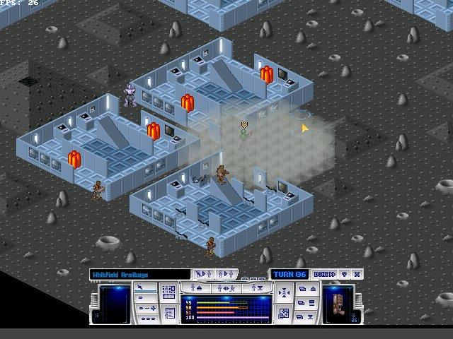 Screenshot af UFO 2000