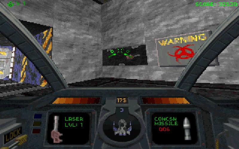 Screenshot af Descent