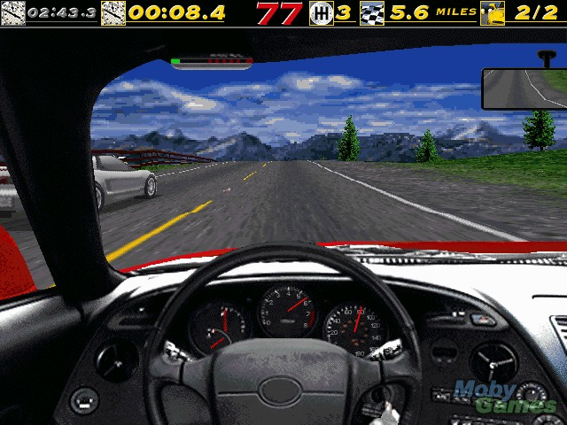 Screenshot af Need for Speed