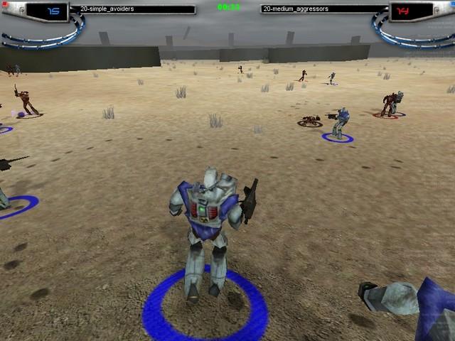 Screenshot af NERO